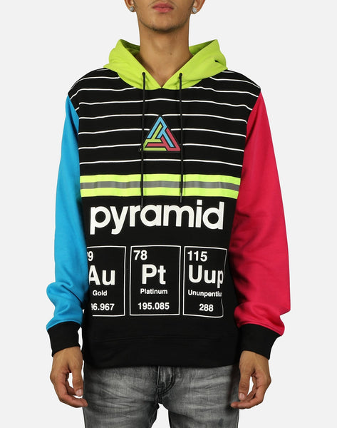 Black Pyramid Men's Pyramid Elements Hoodie