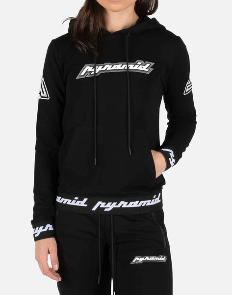 Black Pyramid Women's Core 3D Patch Hoodie