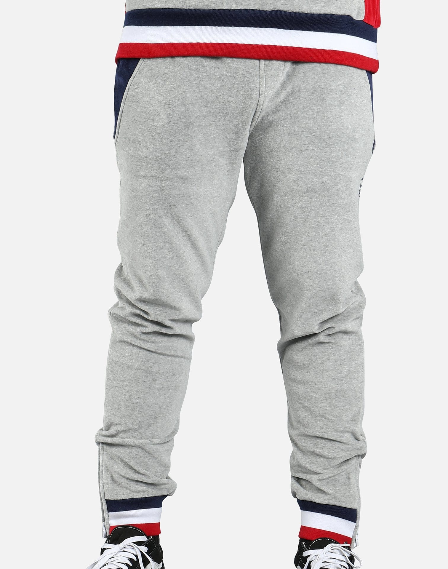 Born Fly Agassi Velour Sweatpants