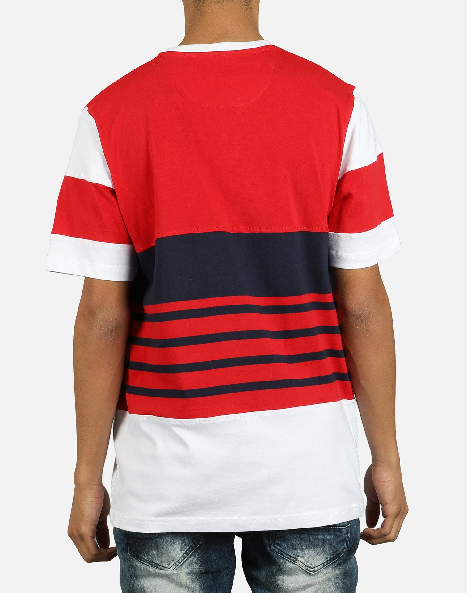 Born Fly Men's Rhea Striped Tee