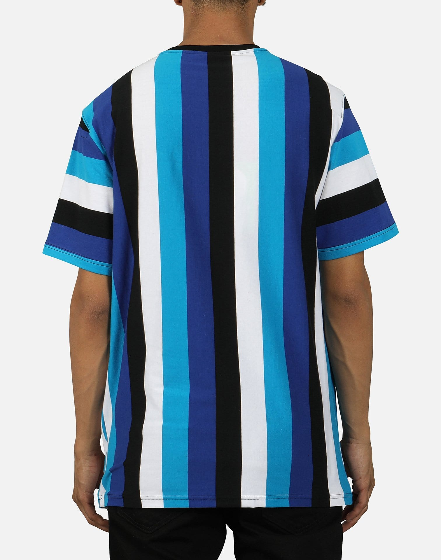 Central Mills Inc. Men's Rugrats Stripe Tee