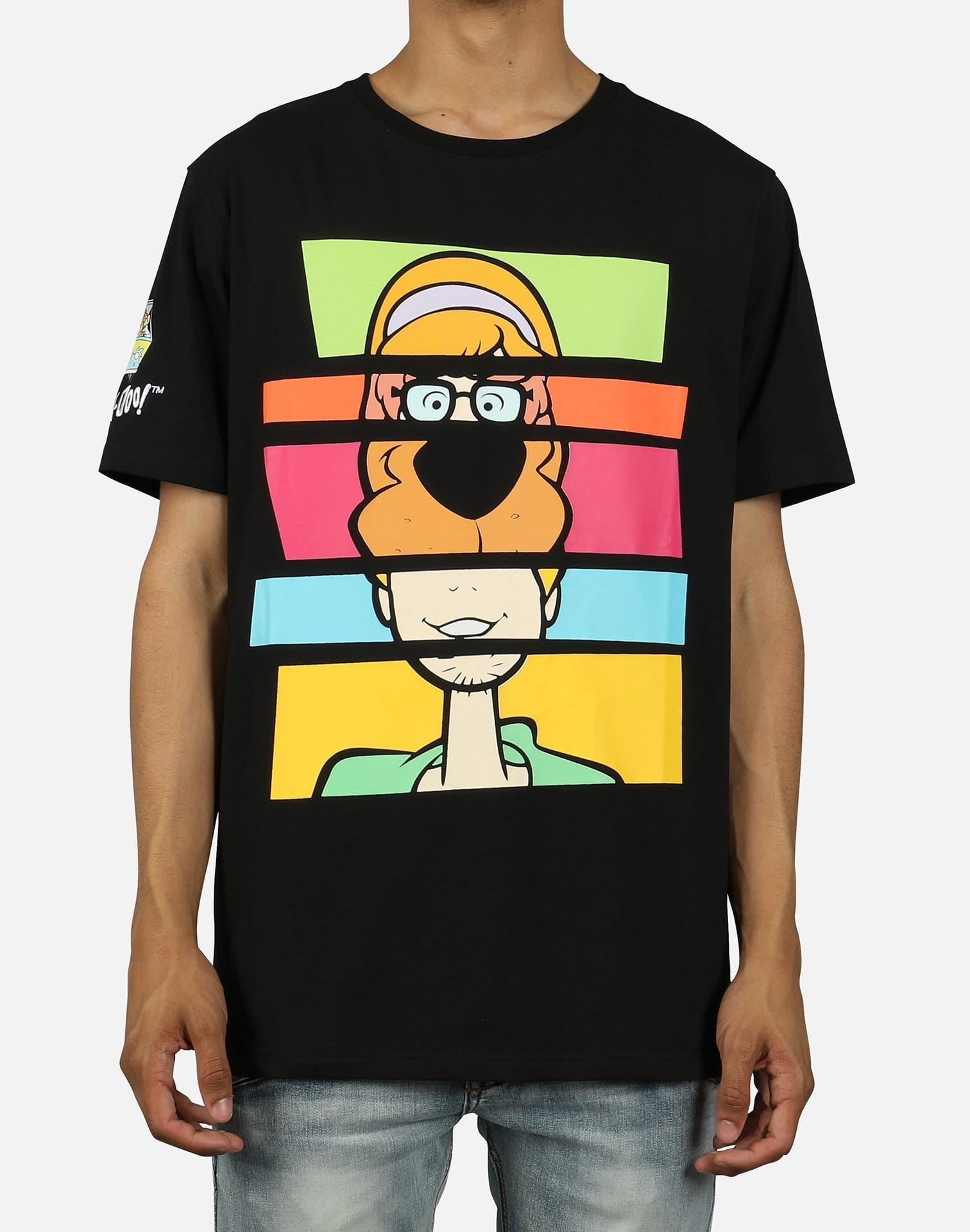 Central Mills Inc. Men's The Whole Gang (Scooby Doo) Tee