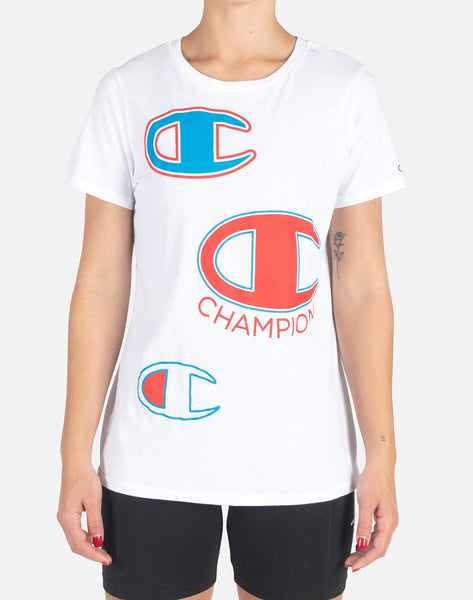Champion Women's 3 Cs Tee