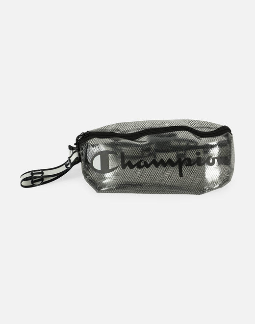 Champion Script Logo Clear Waist Pack