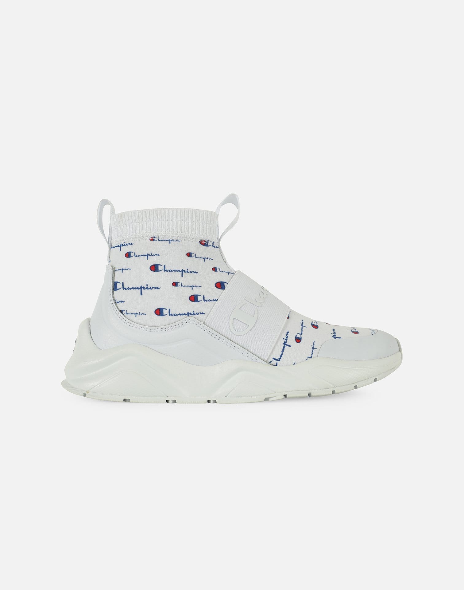 Champion Women's Rally All-Over Script