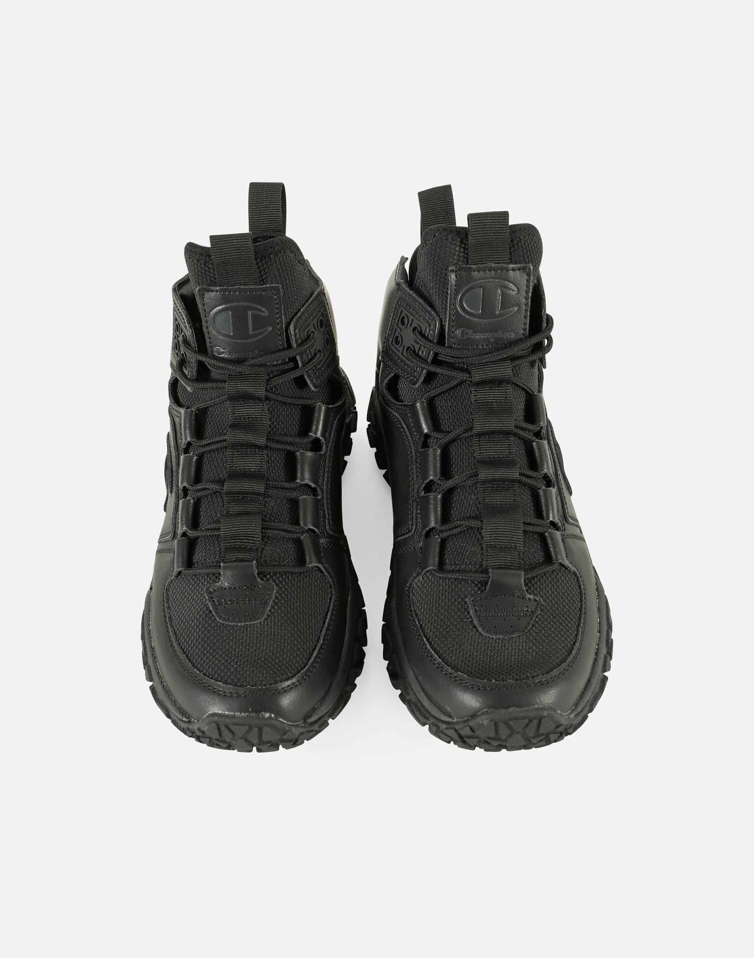 Champion Men's Tank Grid High Boots
