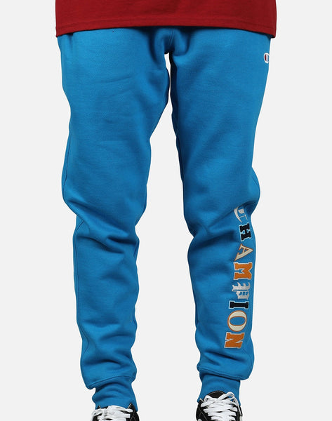 Champion Men's Old English Reverse Weave Jogger Pants