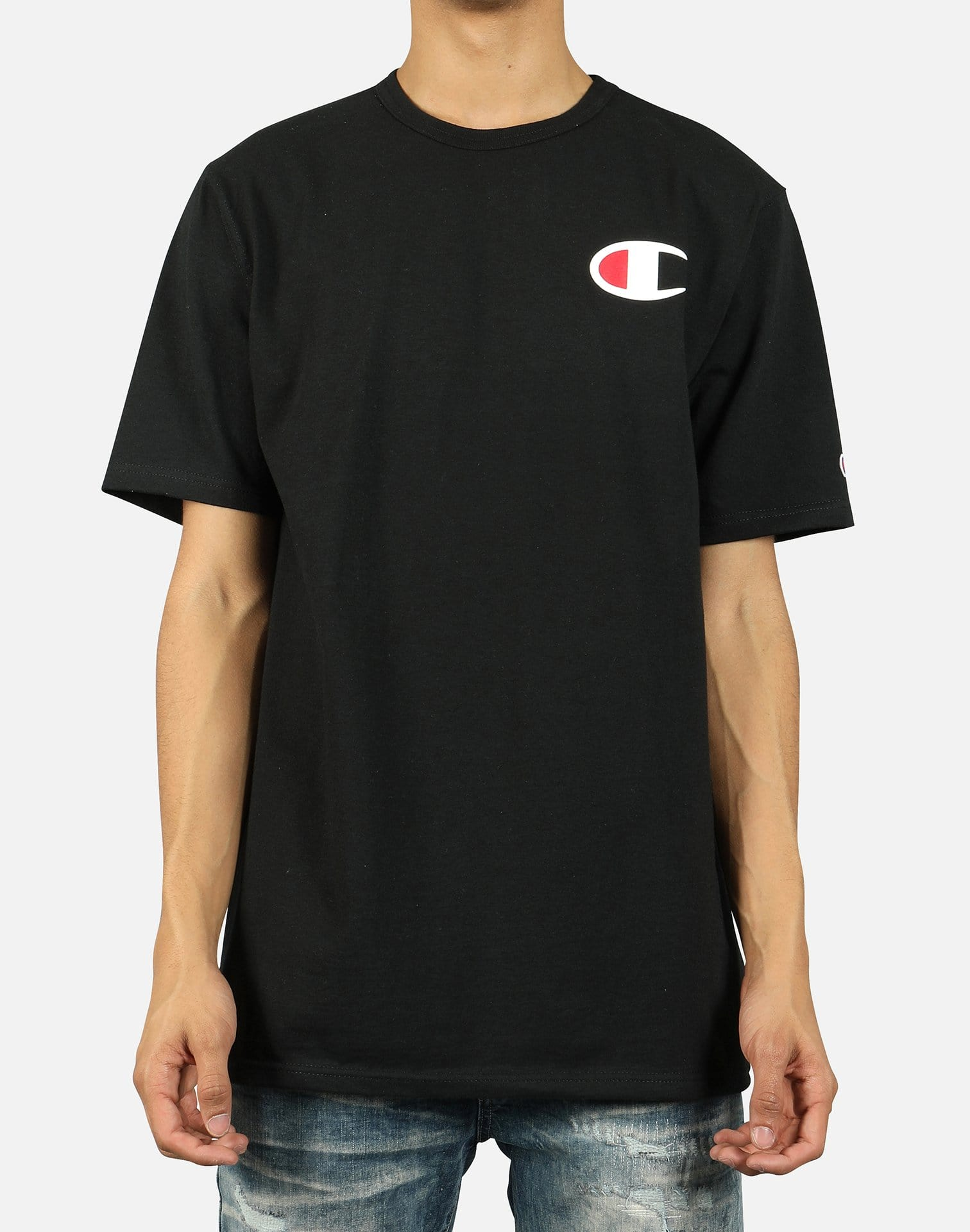 Champion Men's Graphic Heritage Tee
