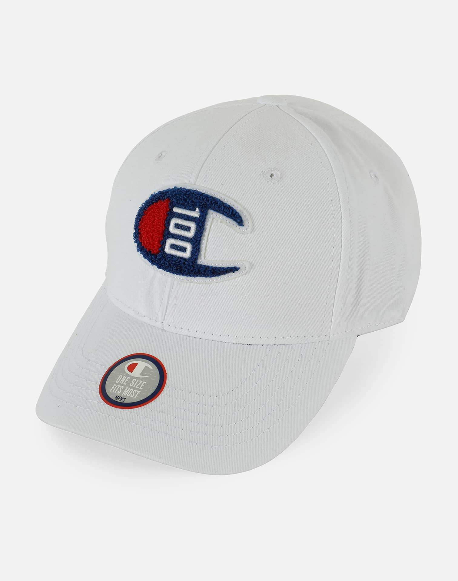 Champion C100 Logo Century Collection Classic Twill Hat