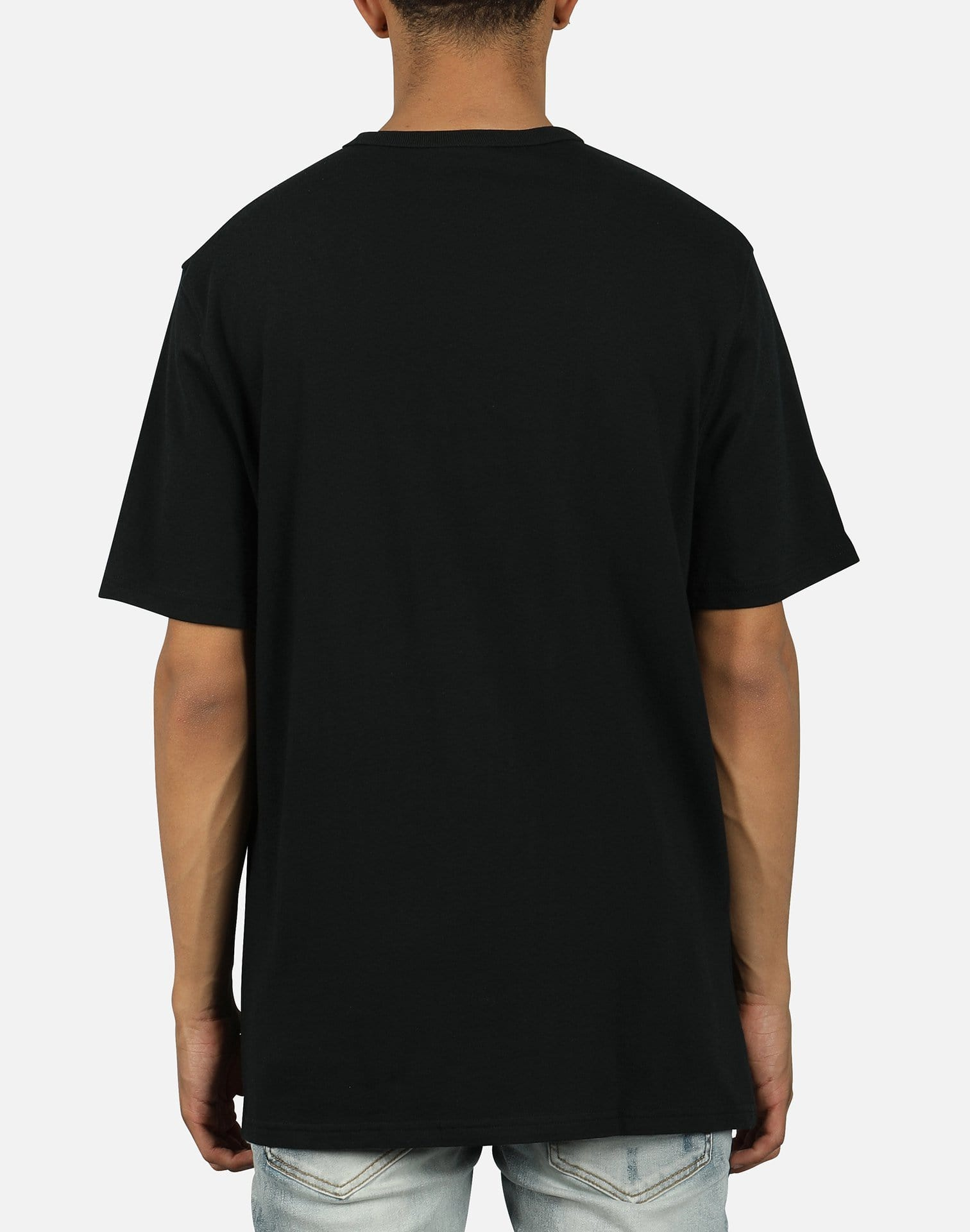 Champion Men's Split Box C Tee