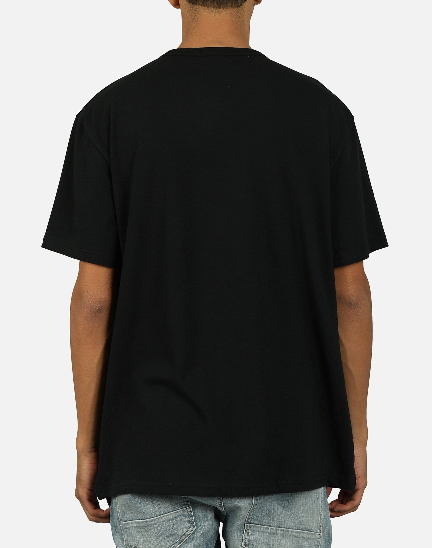Champion Men's Metric Logo Script Tee