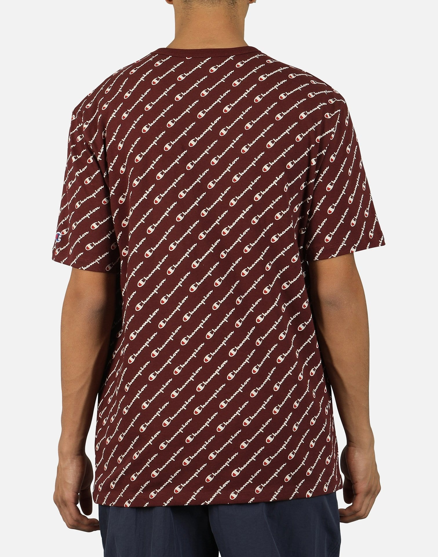 Champion Men's Heritage AOP Tee