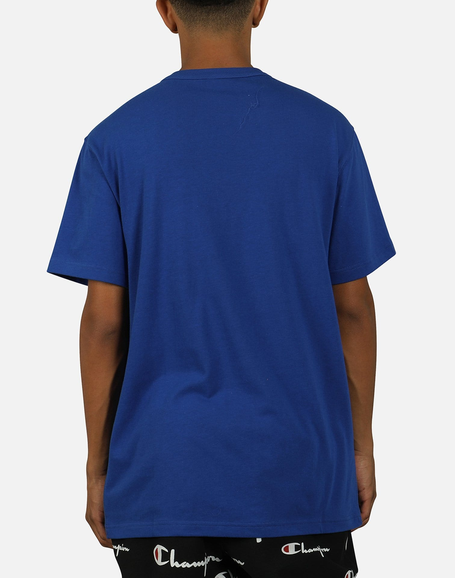 Champion Men's C100 Logo Century Collection Tee