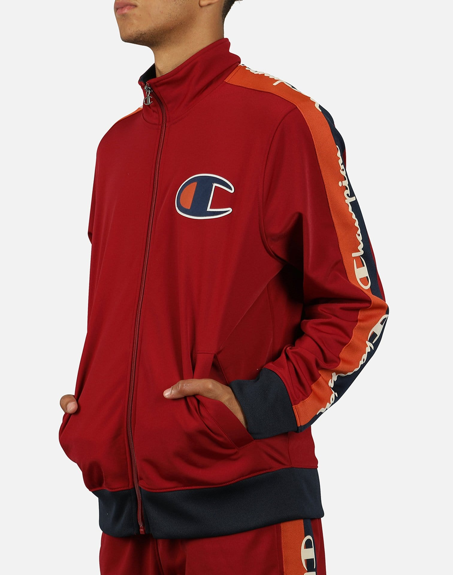 Champion Men's Tricot Jacket