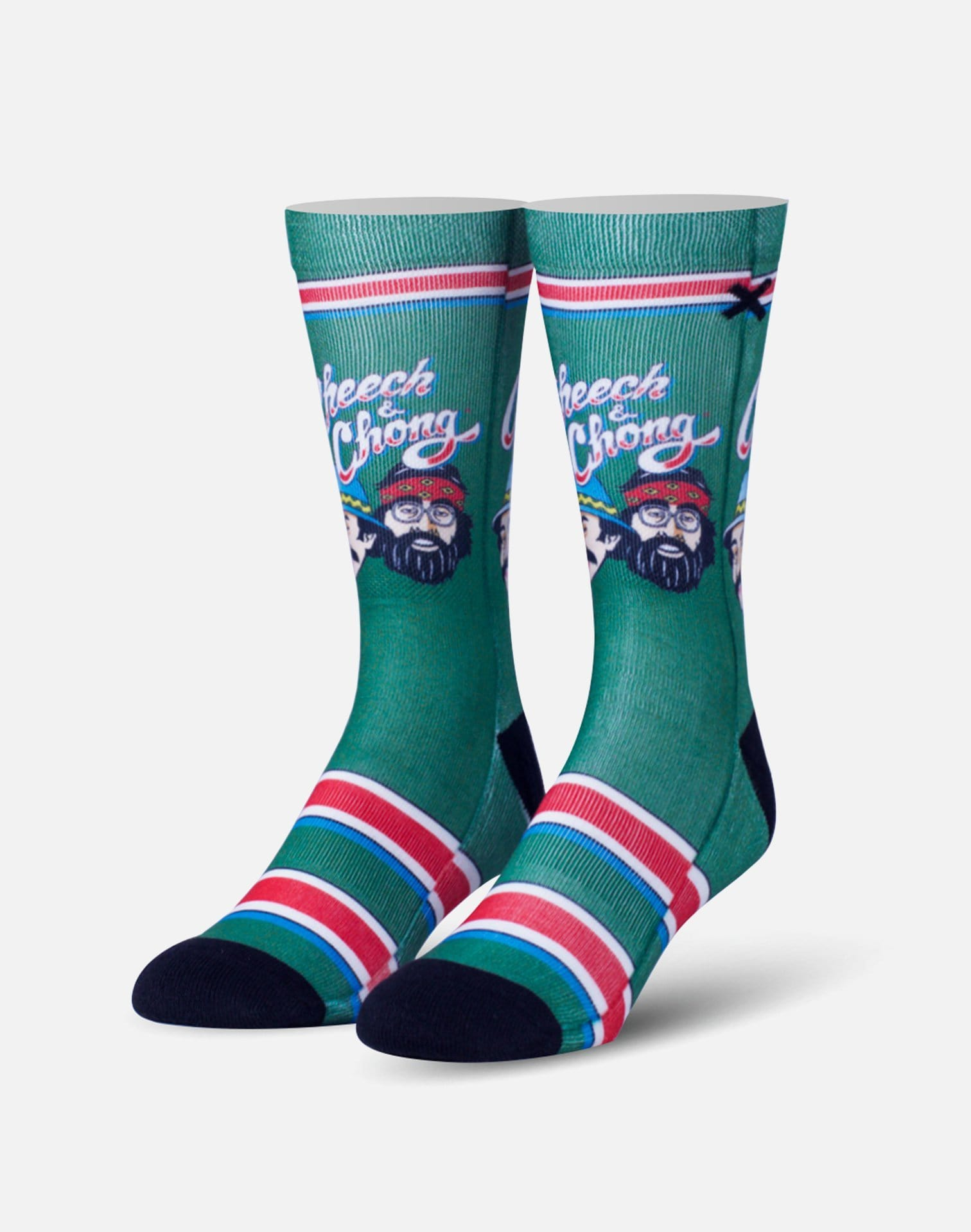Odd Sox Cheech & Chong Retro Socks