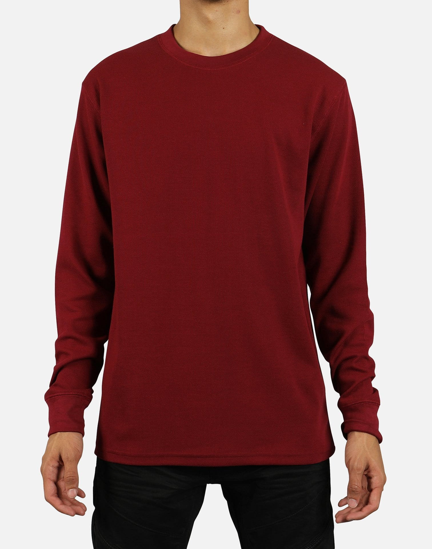 City Lab Men's Classic Thermal Shirt