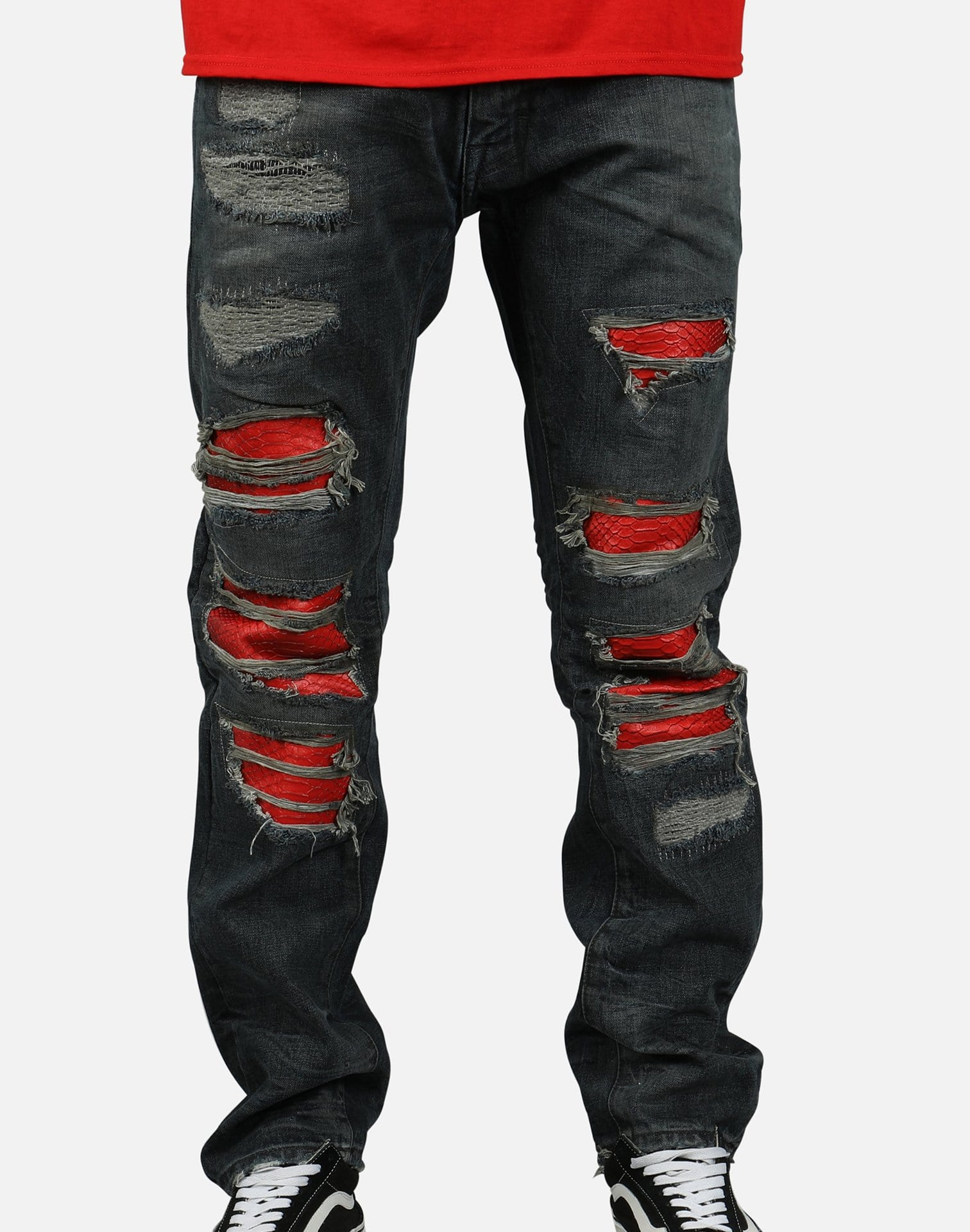 CO2 Men's Ripped Jeans