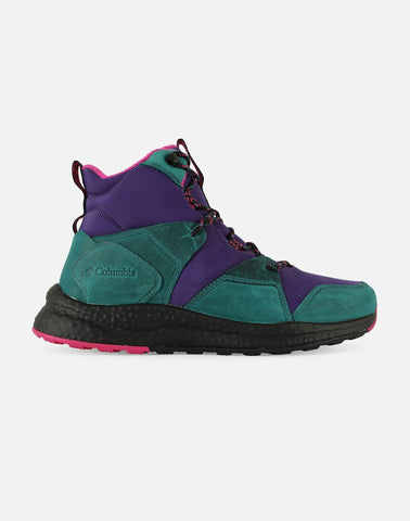 Columbia SH/FT OD BOOT PUR/TEAL/BLK