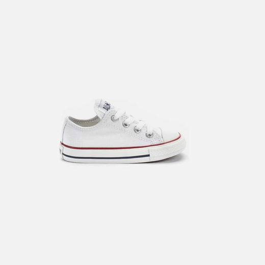 Converse Chuck Taylor Low Infant (White/White)