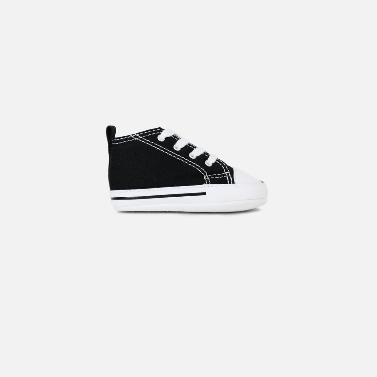 Converse Chuck Taylor First Star High Top Infant (Black)