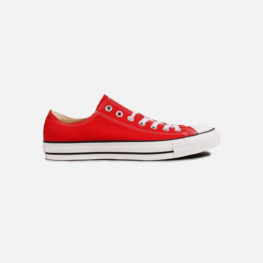 Converse Chuck Taylor Low Grade-School (Red/White)