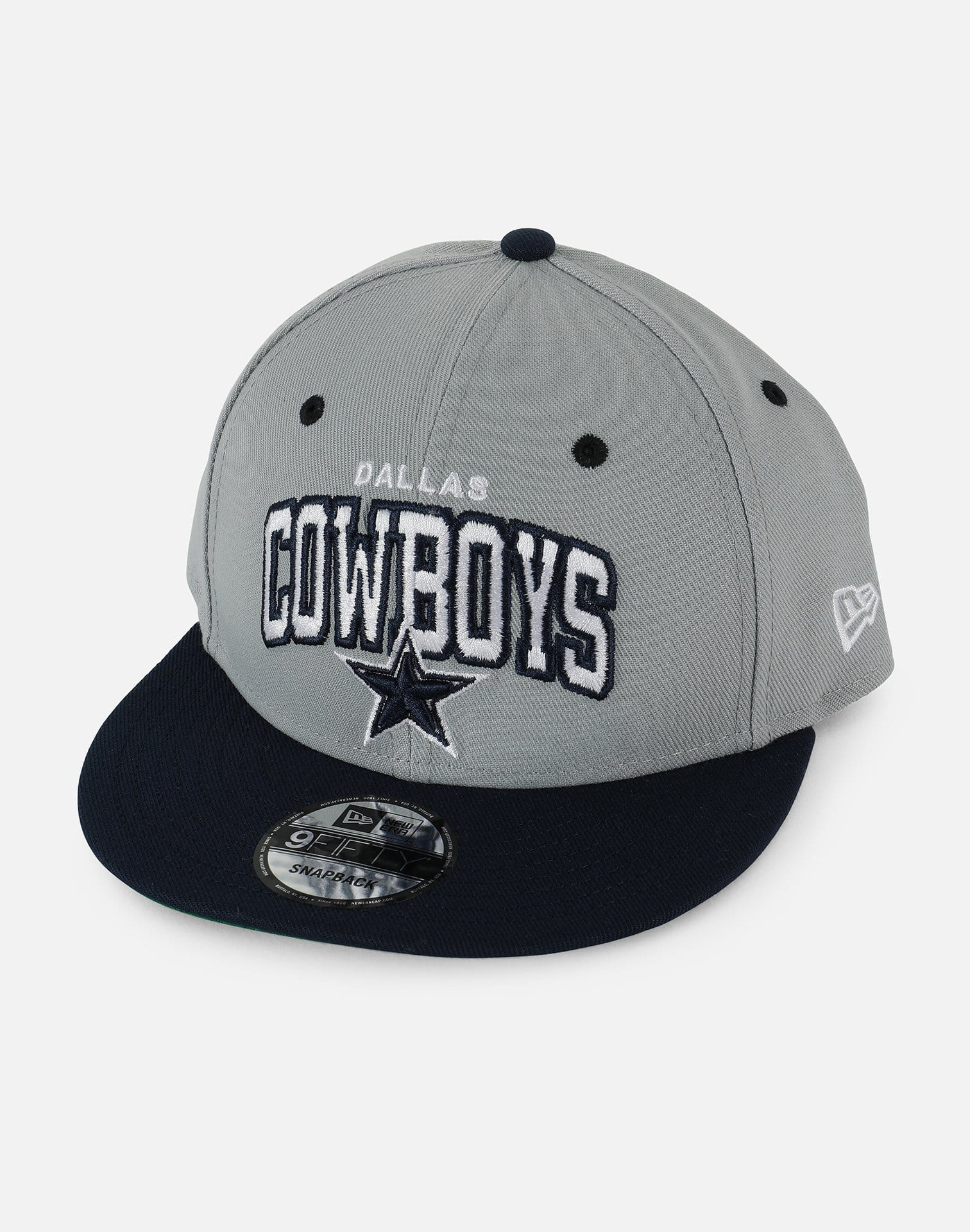 Dallas Cowboys NFL Team Arch Snapback Hat