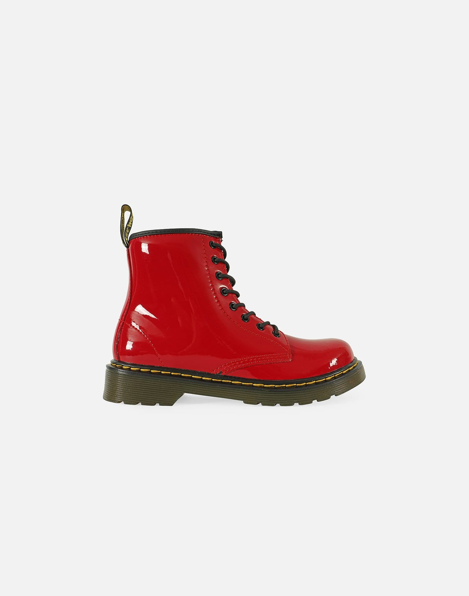 Dr. Martens DTLR Exclusive Delaney Patent Leather Boots Pre-School