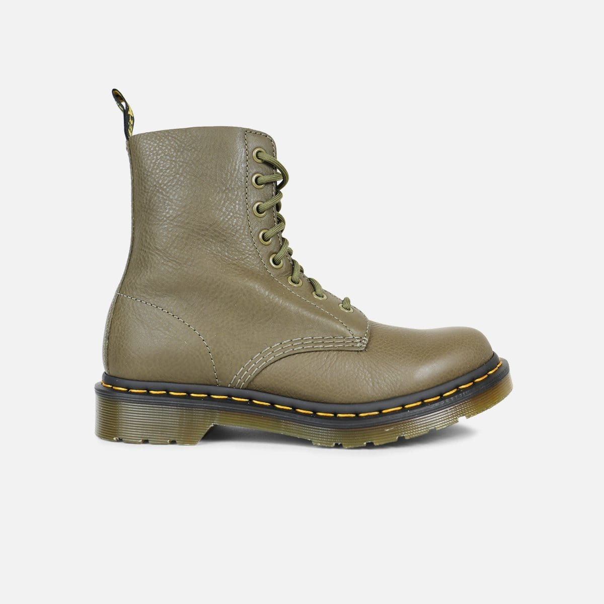 Dr. Martens Pascal Virginia Boot (Grenade Green)