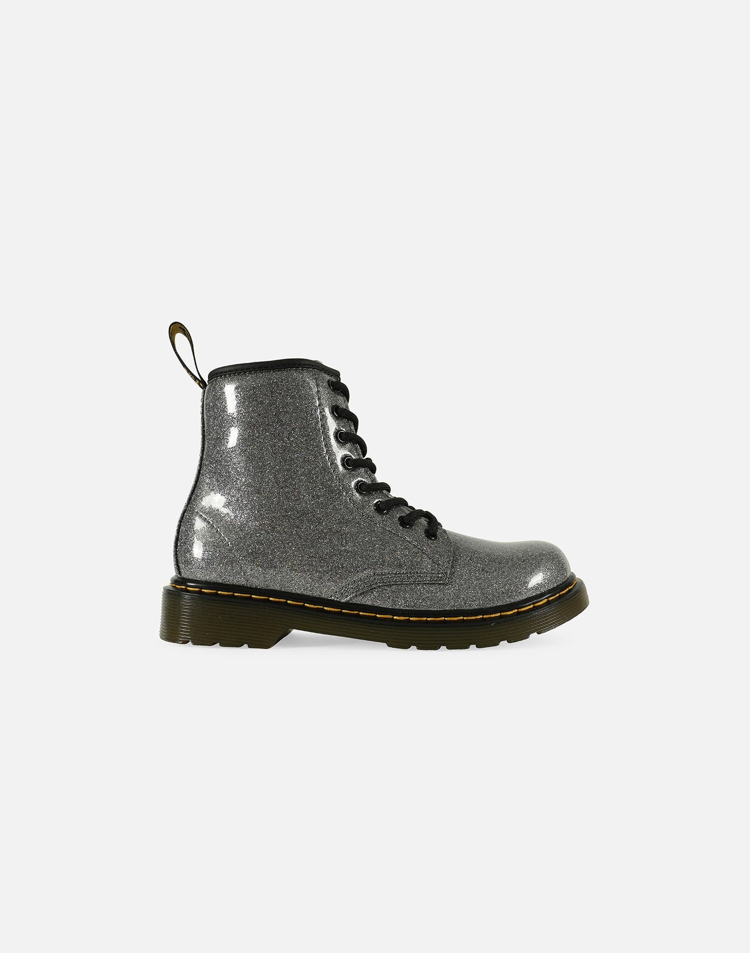 Dr. Martens Delaney Glitter Patent Leather Pre-School