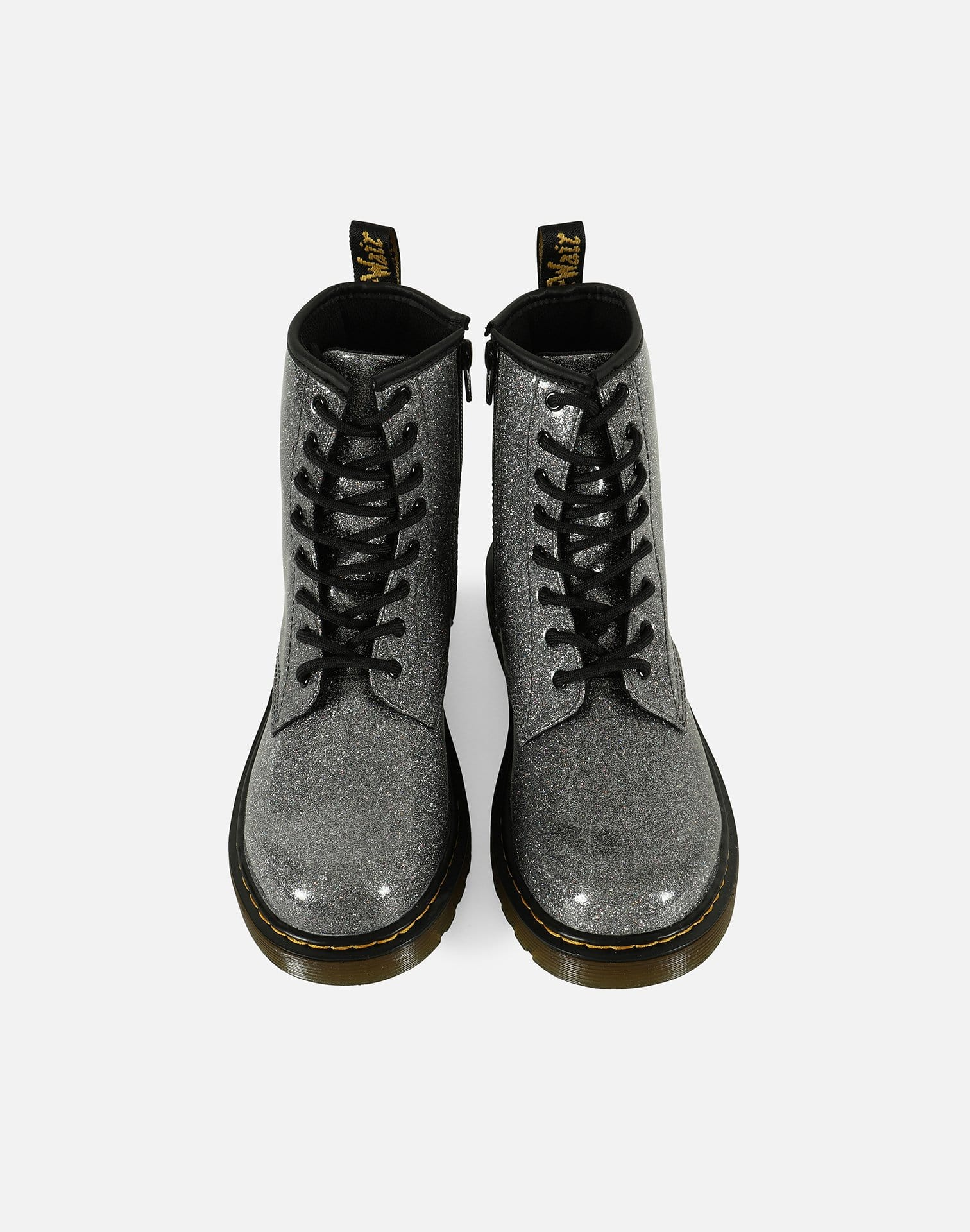 Dr. Martens Delaney Glitter Patent Leather Grade-School