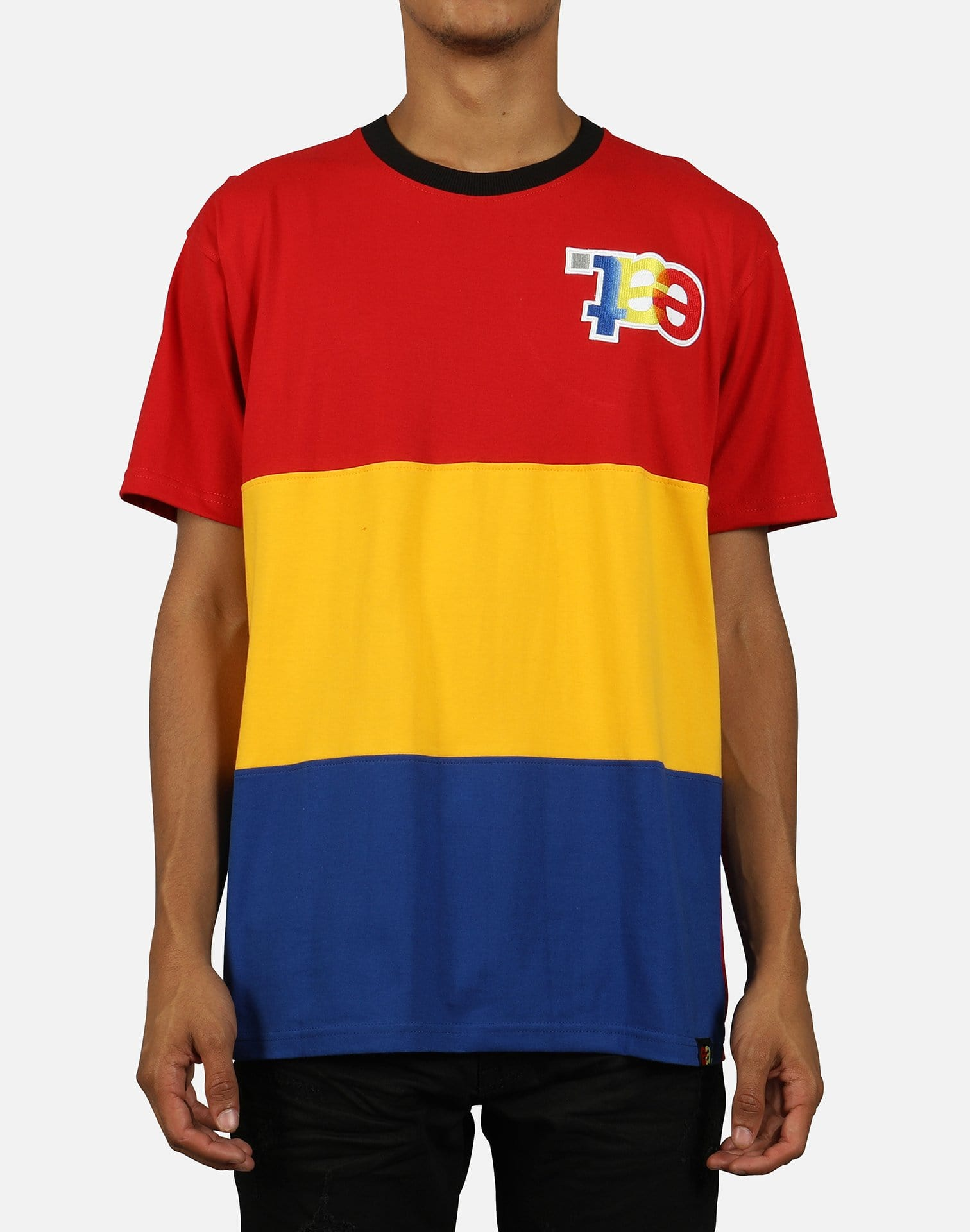 Elevate All The Time Men's EAT Color Block Tee