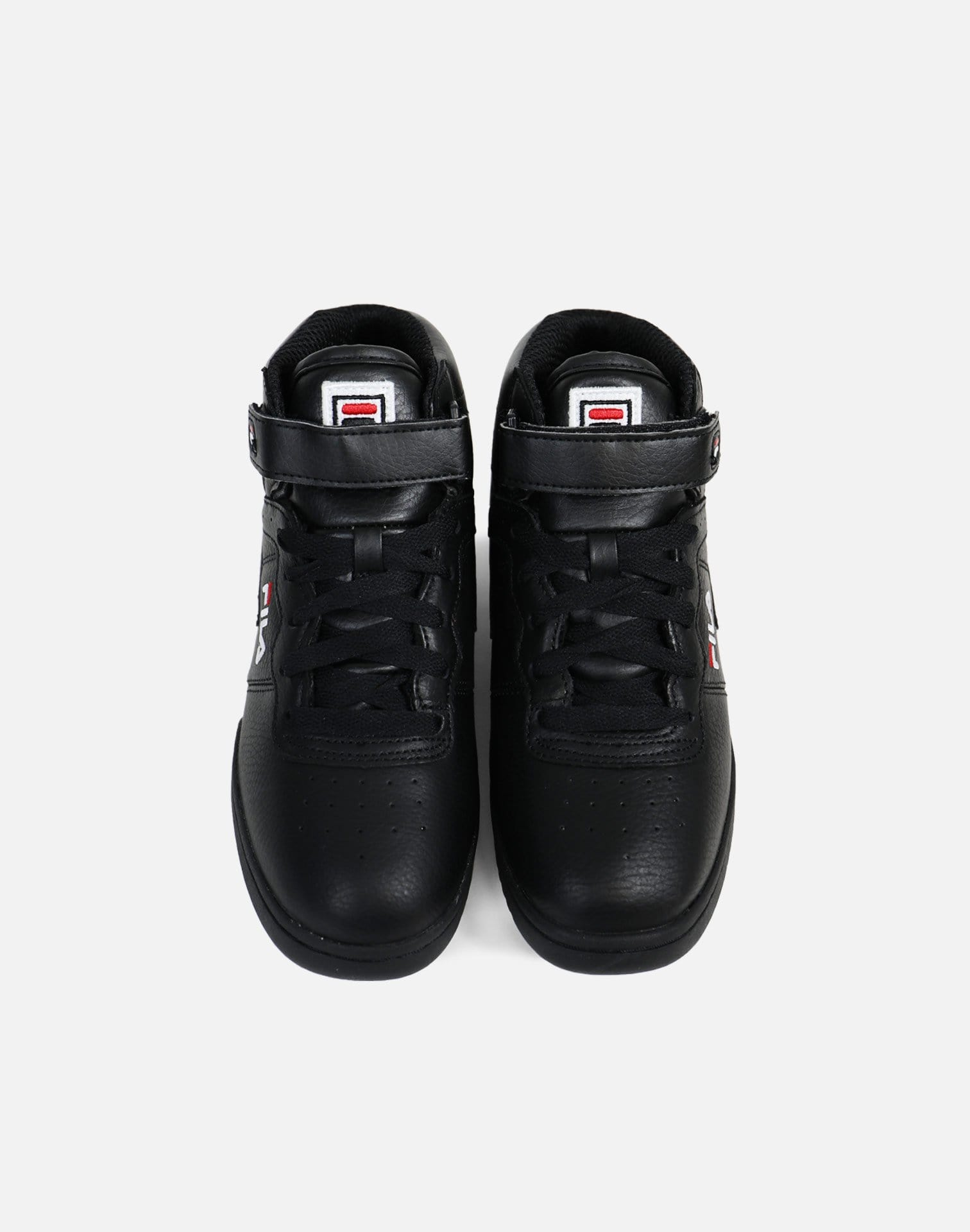 Fila F-13 High Grade-School (Black)