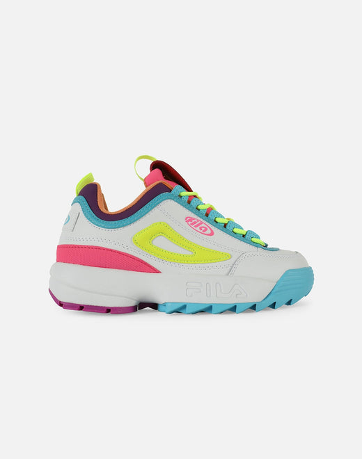 FILA Women's Disruptor Summer Spectrum
