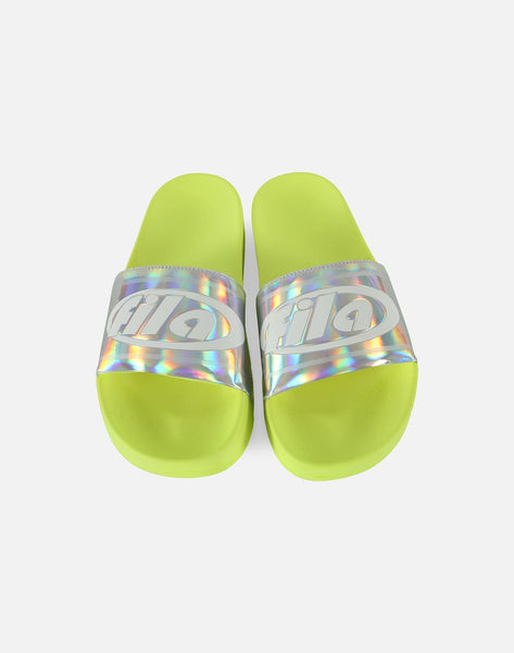 FILA Women's Summer Spectrum Slides