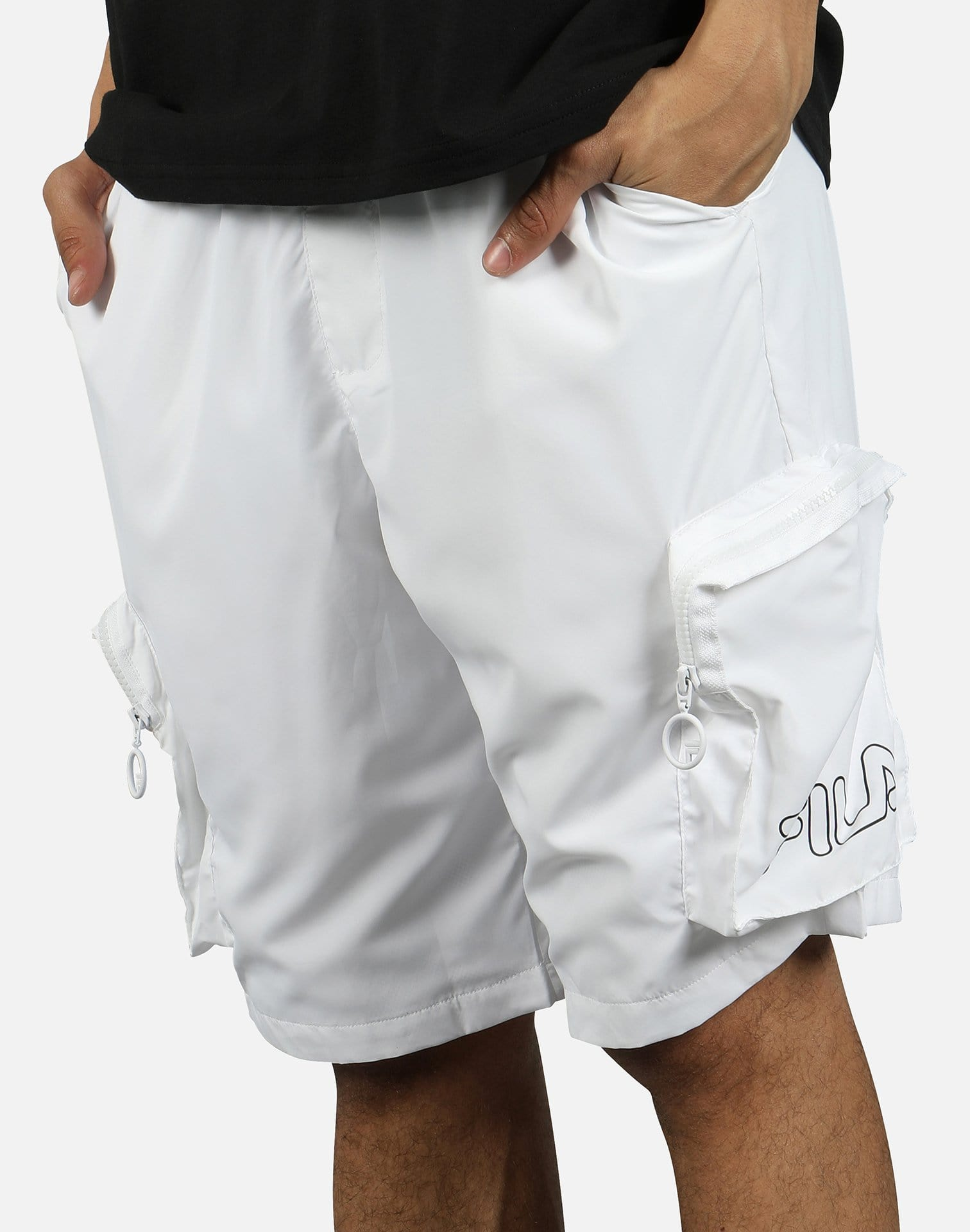 FILA Men's Enzo Parachute Shorts
