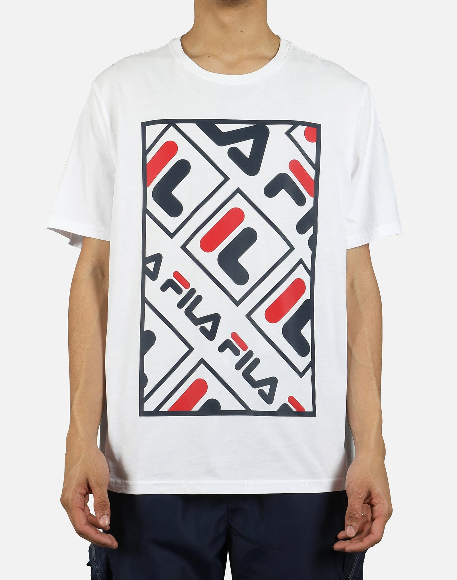 FILA Men's Adao Graphic Tee