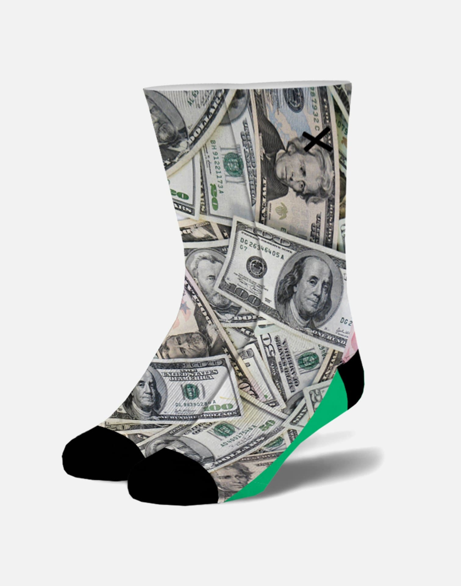 Odd Sox Get Money Socks