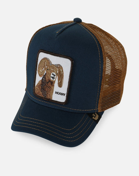 Goorin Brothers Inc. Ram Big Horn Trucker Hat
