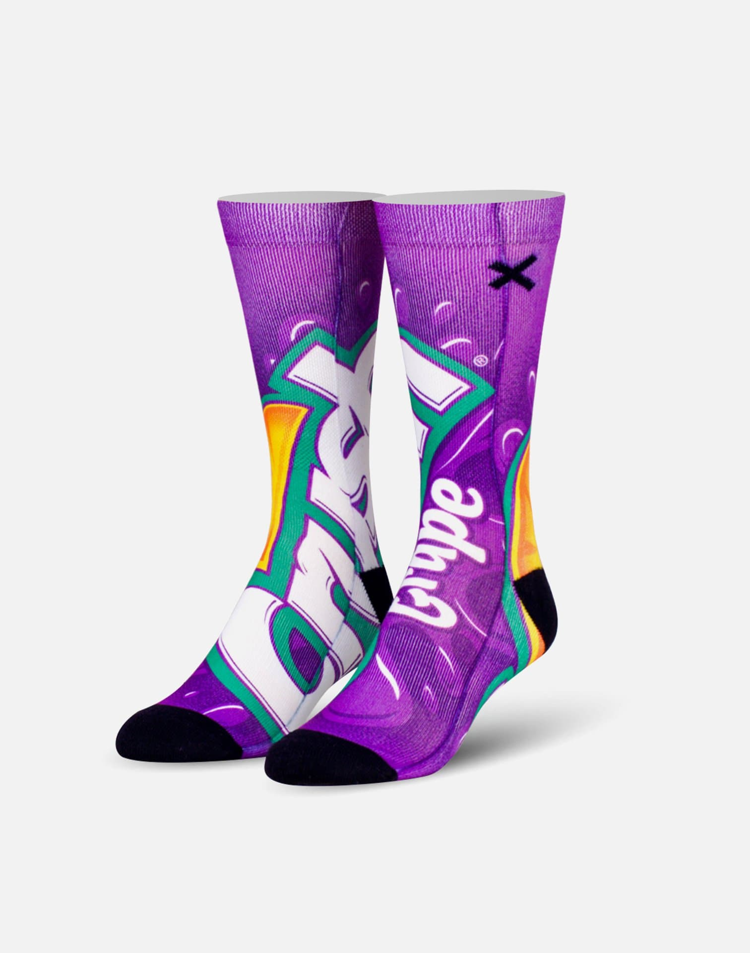 Odd Sox Grape Crush Socks