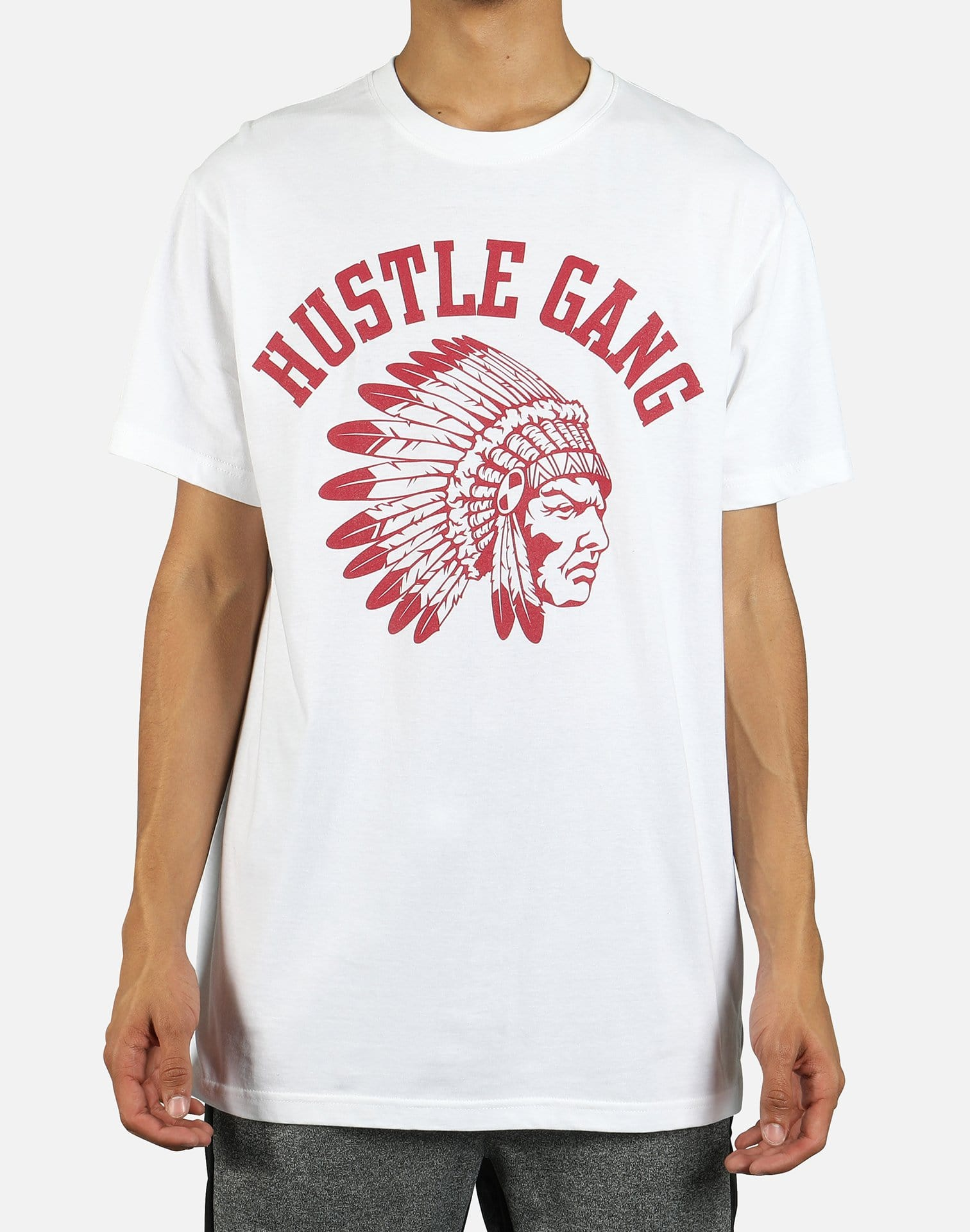 Hustle Gang Men's All Season Savage Tee