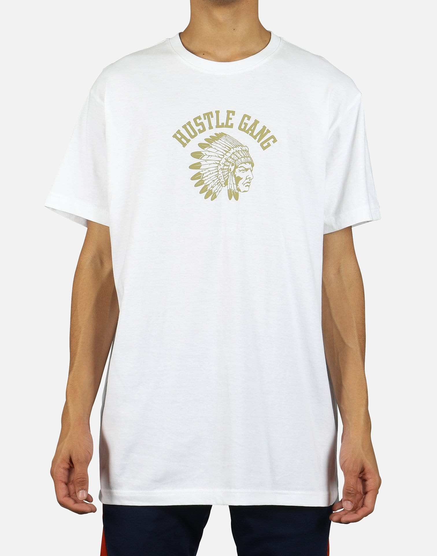 Hustle Gang Men's Definitive Tee