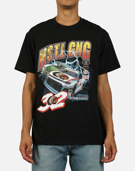 Hustle Gang Men's Pedal 2 Metal Tee