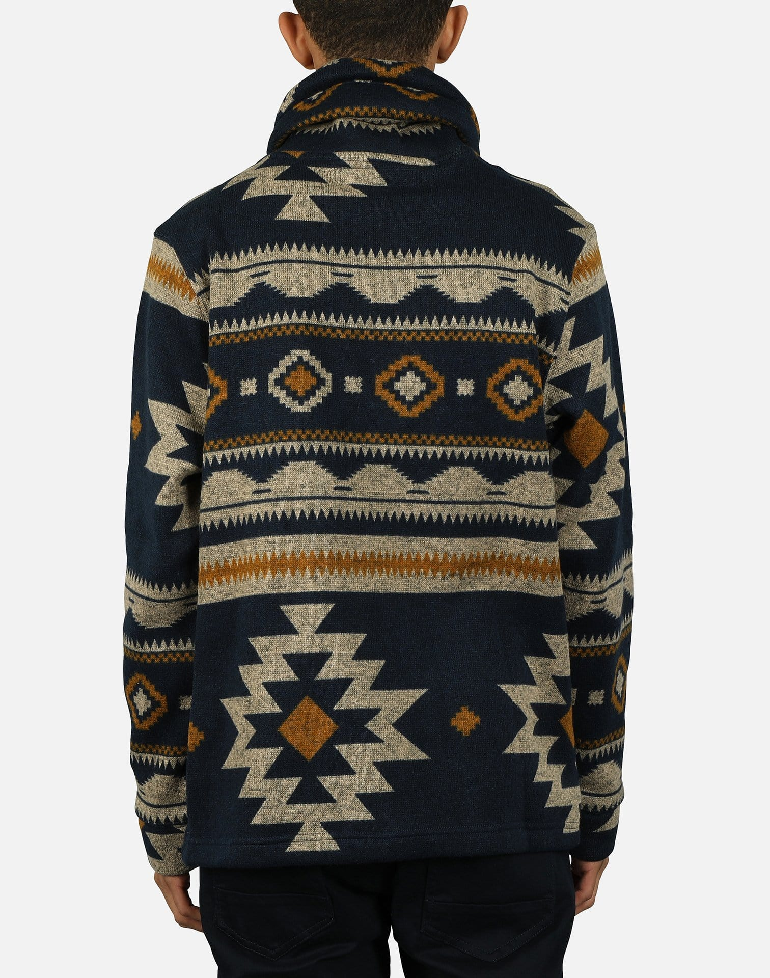 Levi's Men's Kuna Knit Fleece Sweater
