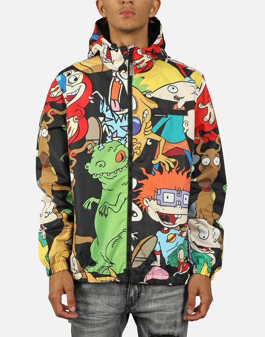 Members Only Men's Nickelodeon Windbreaker Jacket