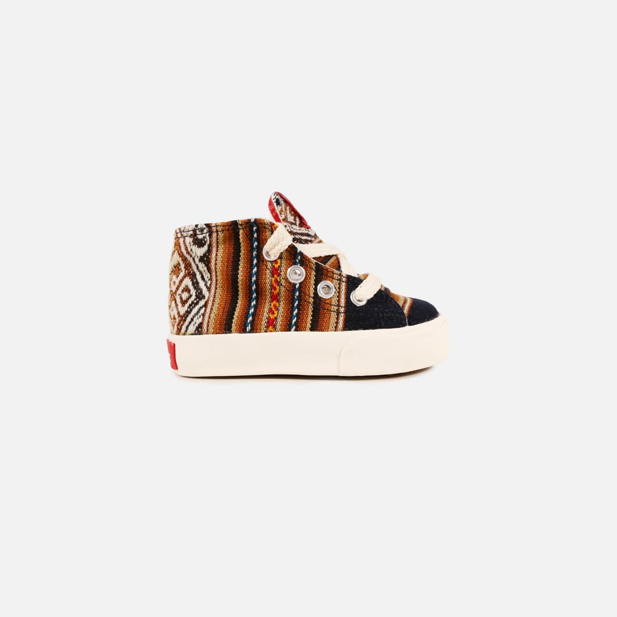 Inkkas Kids Blackbird High Top Print