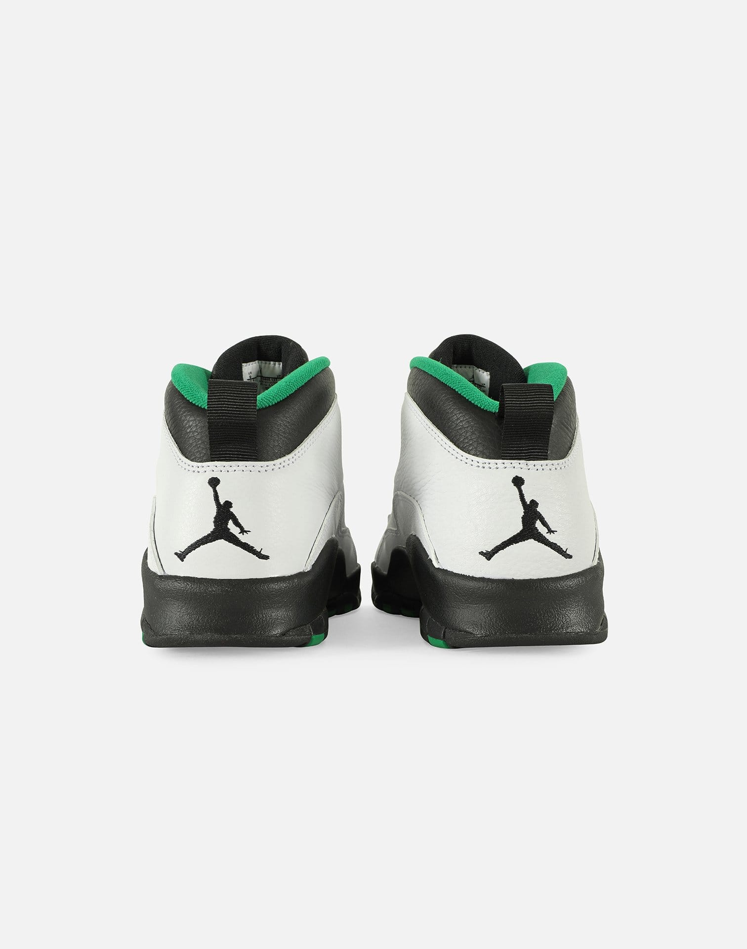 Jordan Men's Air Jordan Retro 10 'Seattle Supersonics'
