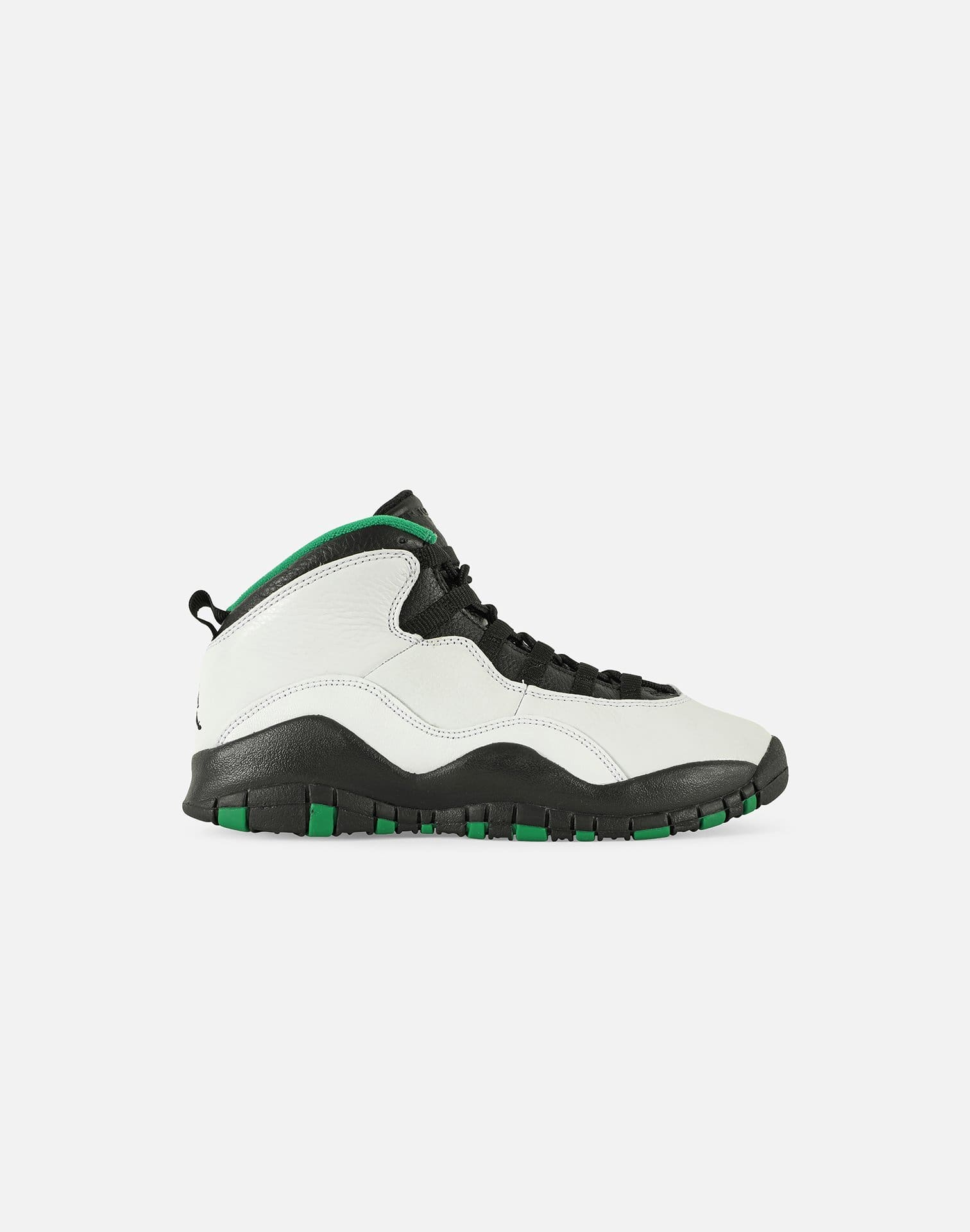 Jordan Air Jordan Retro 10 'Seattle Supersonics' Grade-School