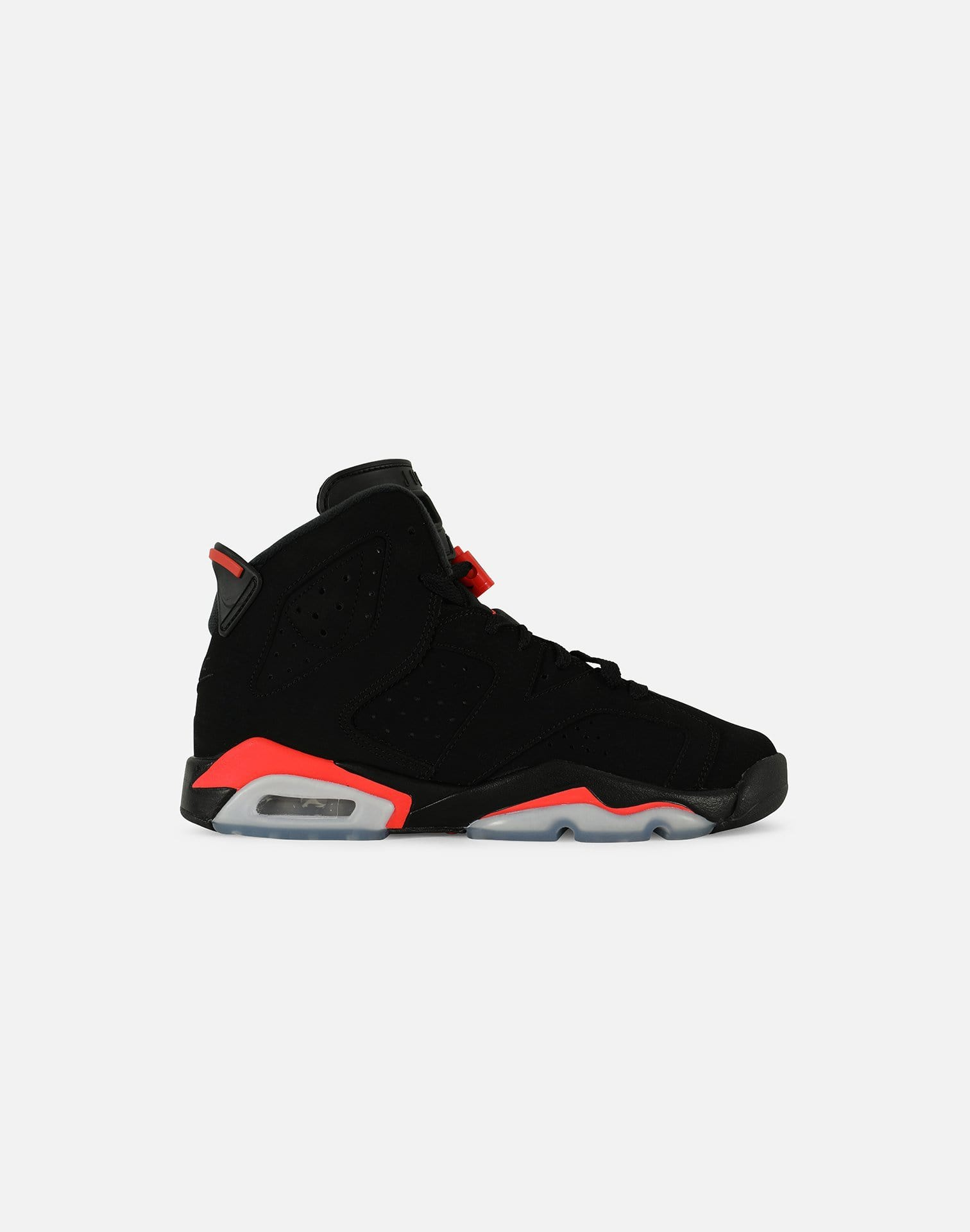 AIR JORDAN RETRO 6 GRADE-SCHOOL INFRARED