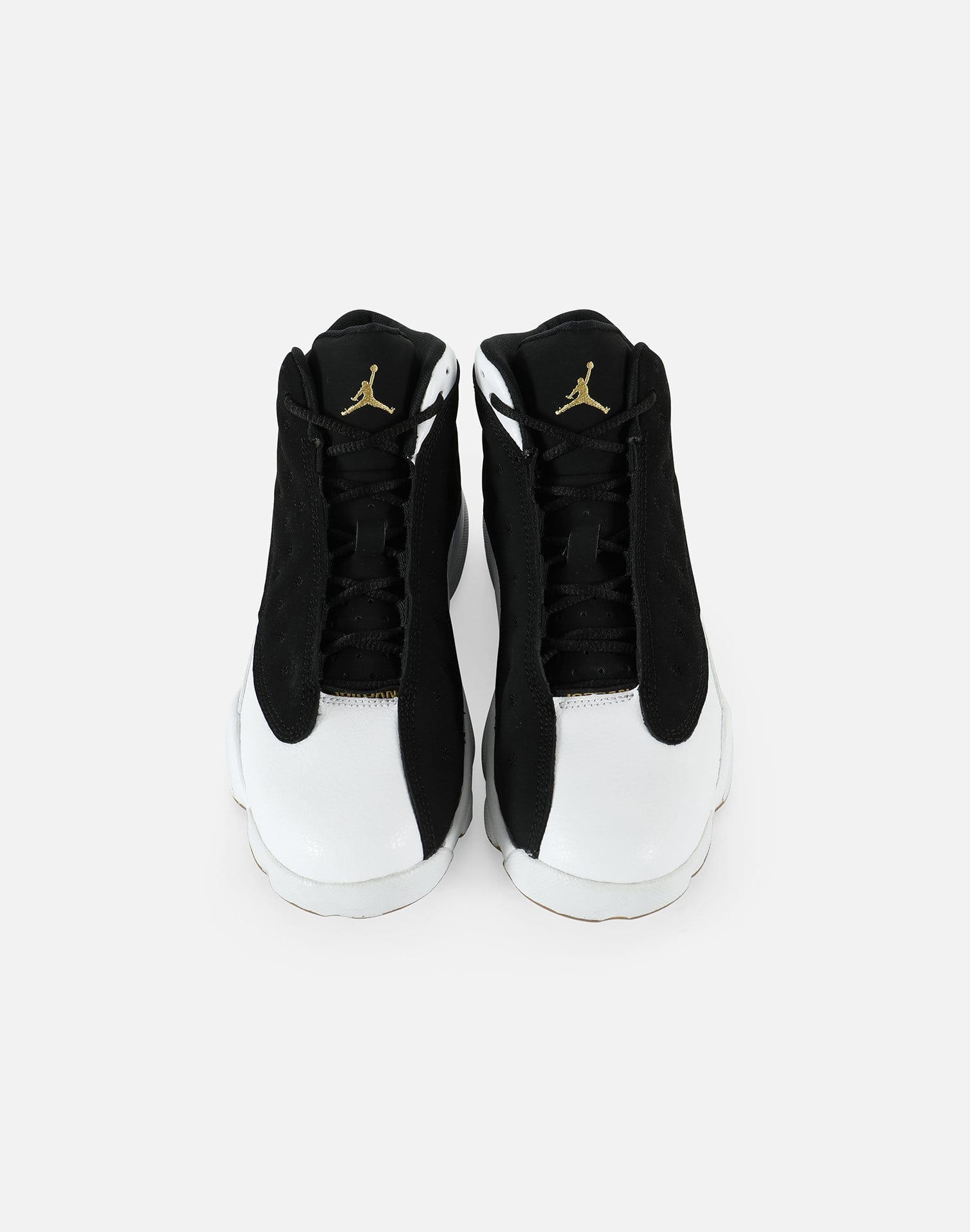 New Air Jordan Kid/'s Retro 13 Black////Metallic Gold-White Shoes 439669-021 PS