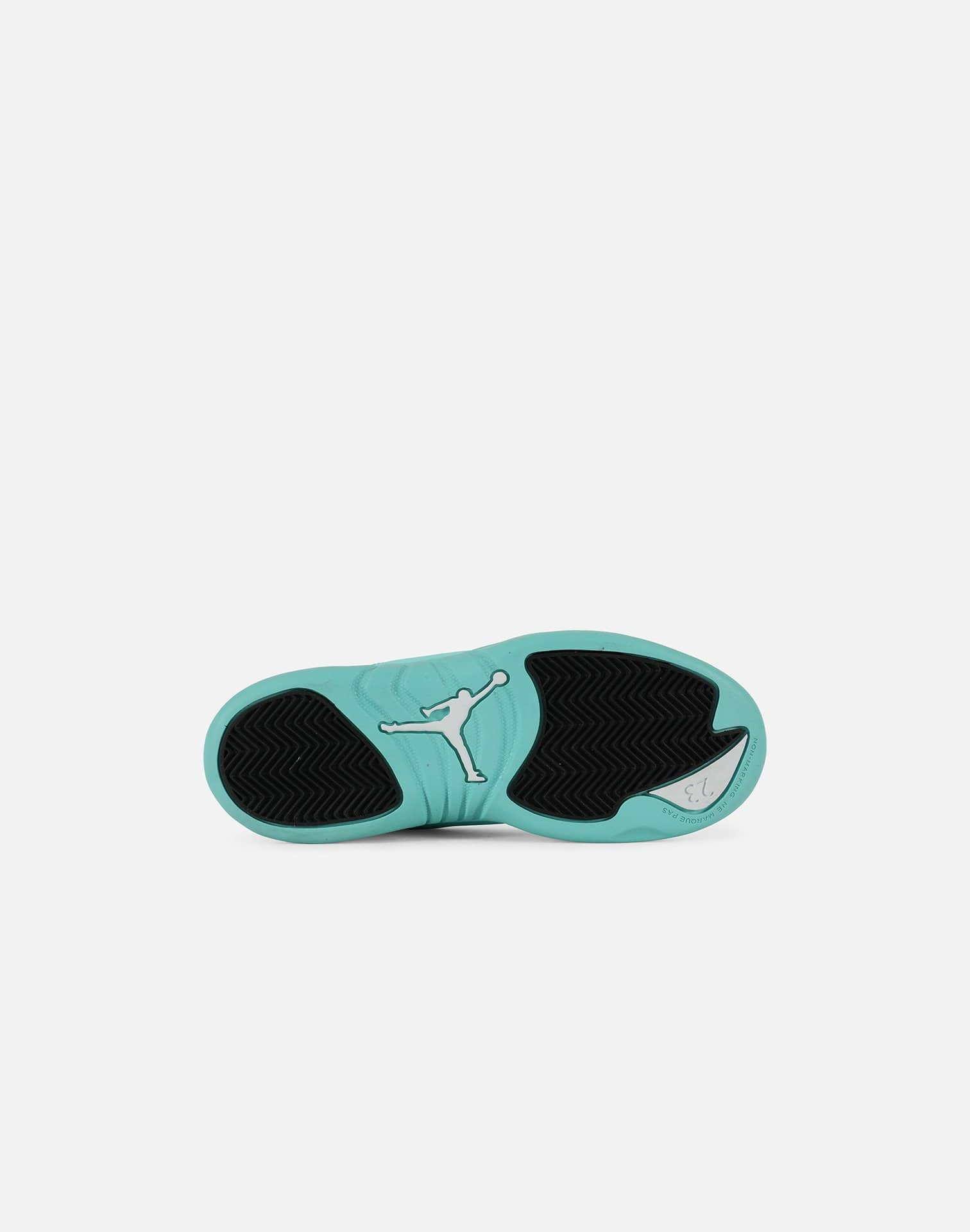 Jordan Air Jordan Retro 12 'Light Aqua' Pre-School